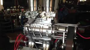 supercharged 283 chevy youtube