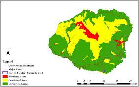 Hawaii Lava Flow Map Environmental Health Environmental Geographic Information System