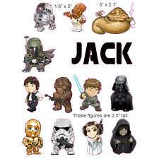 star wars characters cranial band decoration quality