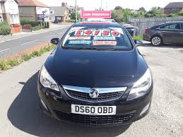 vauxhall astra 1 6 exclusiv 5dr manual for sale in ellesmere port