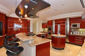 Kitchen Cabinets High End 23 Cherry Wood Kitchens Cabinet Designs U0026 Ideas Designing Idea