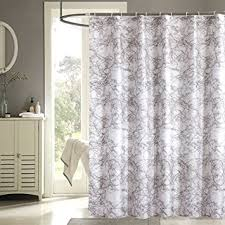 Shower Curtain Ideas Pictures Amazon Com Uphome Modern Trend Style Tan Brown Marble Pattern