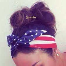 4th of july headband hair obsession 03 polyvore