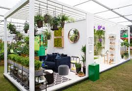 indoor plants make their mark at world famous flower show the