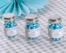 personalized baby shower favors my personalized mini jar baby shower favors by
