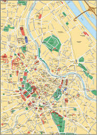 Map Of Vienna Map Of Vienna Full Size