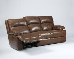 power recliner sofa leather lensar nutmeg u99000 power reclining sofa