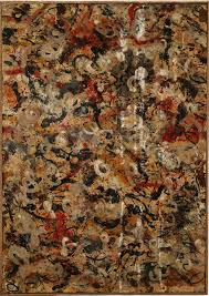 jackson pollock painting worth up to 15m found in dusty garage