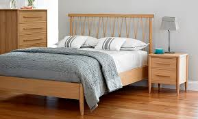 Ercol Bed Frame Bed Traditional Wooden Chiltern Bow Ercol