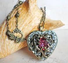 box lockets quartz box heart locket boxes heart locket and