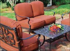 Patio Chairs With Cushions Lazy Boy Outdoor Furniture Replacement Cushions Better Outdoor