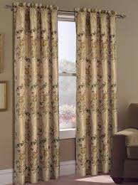 Jacquard Curtain Jewel Is An Elegant Jacquard Curtain Embellished With Detailed