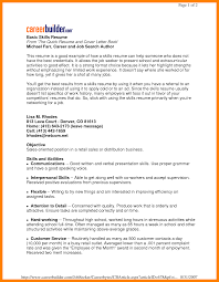 emt resume sample 5 example of resume skills emt resume example of resume skills 5 jpg