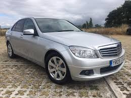 2009 mercedes benz c class c200 cdi diesel manual in southend