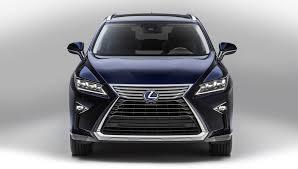 recall lexus rx 350 lexus announces recall of 2016 lexus rx for airbag issue lexus