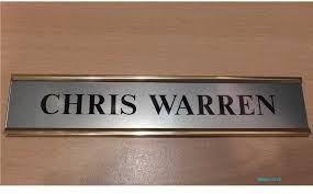 Custom Desk Plaque Door Office Name Plate Amazing Office Door Name Plates Custom