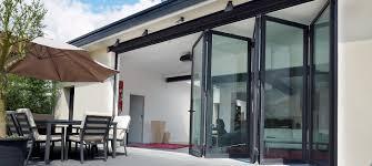 Folding Sliding Patio Doors Aluminium Bifold Doors Bifolding Doors Reynaers At Home