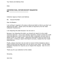 Letter Of Credit Validity debt letter template 10 sles for word pdf