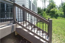 ideas deck stair railing u2014 railing stairs and kitchen design