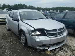 2008 Dodge Avenger Se Interior Salvage Dodge Avenger For Sale At Copart Auto Auction Autobidmaster