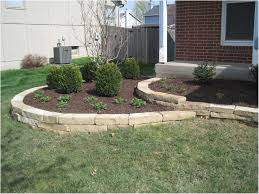 Ideas For Retaining Walls Garden by Backyards Impressive White Stucco Concrete Retaining Wall