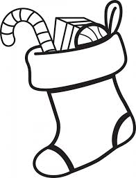 awesome christmas stocking coloring pages to motivate to color