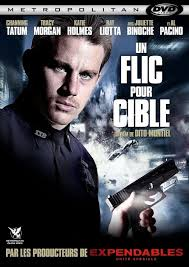 Un flic pour cible poster