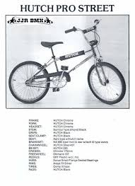 Hutch Bmx Parts Old Hutch Bmx Bikes