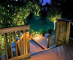 landscape lighting systems u2013 low voltage and led lighting designs