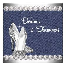 get out your blue jeans and bling with a denim and diamonds bat