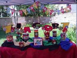 Birthday Candy Buffet Ideas by 37 Best Candy Table Images On Pinterest Mickey Mouse Parties