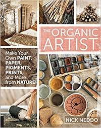 buy the organic artist make your own paint paper pigments