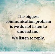 listen then talk and always think before you talk w o r d s