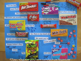 candy s day card fathers day card with candy bars my and i a