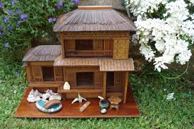A Small House A Small Japanese House By Jill Friendship Dolls U0027 Houses Past