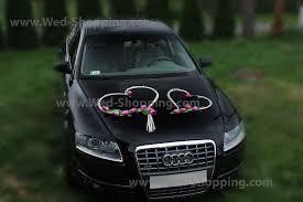 kit deco voiture mariage kit deco voiture mariage pas cher etoleetbolero en ligne