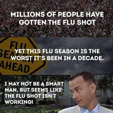 Flu Shot Meme - the flu shot is poison from the new world order meme steemit