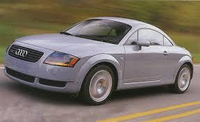 2001 audi tt turbo specs 2001 audi tt strongauto