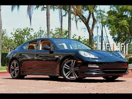 porsche panamera 4 for sale 2011 porsche panamera 4 for sale in miami fl stock 14414