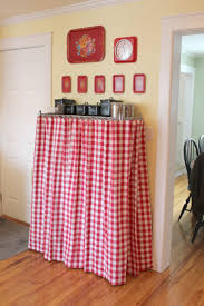 Checkered Curtains by Best 25 Gingham Curtains Ideas On Pinterest Plaid Living Room