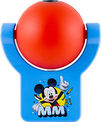 night light that projects on ceiling disney mickey mouse clubhouse projectables led plug in night light