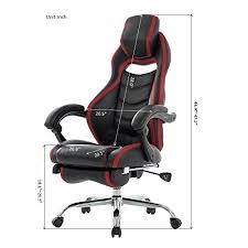 elegant leather recliner gaming chair gaming recliner chairs house