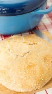 quick u0026 easy dutch oven bread recipe cooking with janica