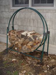 Firewood Storage Rack Plans by Outdoor Firewood Rack Roselawnlutheran