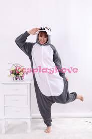 lemur halloween costume online buy wholesale lemur onesie from china lemur onesie