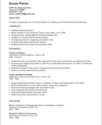 Sample Actuarial Resume by Financial Analyst Resume Actuary And Resume For Financial Advisor