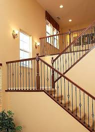 Railing Banister Best 25 Wrought Iron Spindles Ideas On Pinterest Iron Spindles