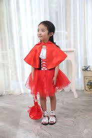 little red riding hood halloween costumes 2017 little red riding hood costume kids princess halloween