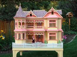 victorian barbie house woodworking plan forest street designs