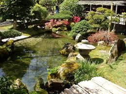 lawn u0026 garden astonishing japanese garden design with large koi